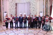 알마티서, 제74주년 광복절 기념행사 열려