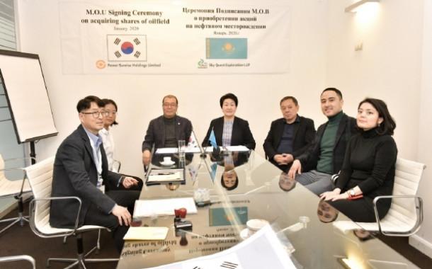 PS홀딩스,카자흐스탄에 신도시 개발