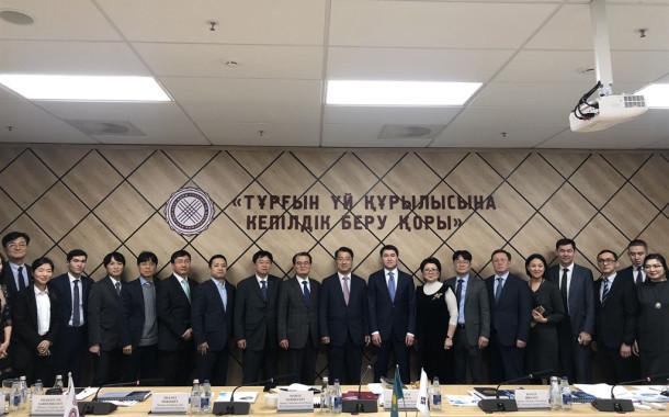 카자흐스탄에 주택분양보증제도 전파 확대..HUG, 현지 착수보고회 개최