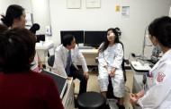 카자흐스탄 소녀, 13년 만에 한국서 예쁜 눈 찾아 -동산병원 무료수술