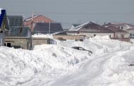 카자흐스탄의 5개 지역 홍수 위험