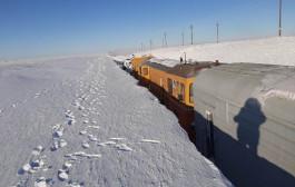 카자흐스탄 설국 열차