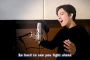 카자흐스탄 가수 디마쉬 쿠마이베르겐, 코로나 응원송 발표