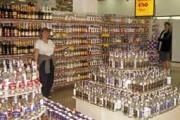 비누와 보드카, 국가비상사태기간 중 매출 증가