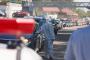 토카예프 대통령, 알마티에 설치된 한국식 드라이빙 스루 현장 방문
