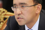 아쉼바예프 카자흐스탄 신임 상원의장, 러시아 국회의장으로부터 취임축하인사 받아