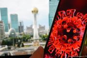카자흐스탄의 COVID-19 감염 확진 7,597건
