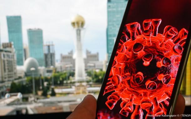 카자흐스탄에 '정체불명 폐렴의 근원지 중국'이라는 가짜 뉴스 돌아