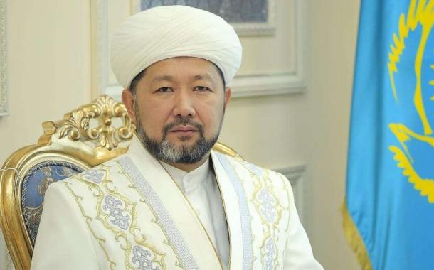 카자흐스탄 무슬림 최고지도자, '오라자 아이트' 축하 메세지 전해