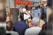 누르-술탄 중앙시장 상인, 비상사태기간 임대료 갈등으로 시위