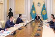 토카예프 대통령, 국정개혁 언급
