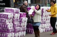 코로나 19 사태로 화장지 생산 25 % 증가
