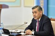 카자흐스탄 국방 장관도 자가격리