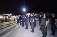 누르-술탄 과 알마티 시 외곽 임시방역검문소 1일(월) 0시 부로 철수