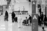 카자흐스탄발 탑승객 중, 6월30일 하루에만 10명 양성반응.... 최근 1주일간 25명