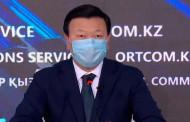 토카예프대통령, 최 알렉세이 보건부장관 접견