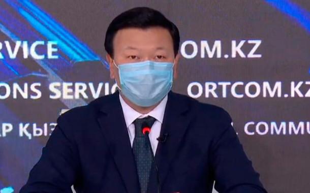 카자흐스탄 보건부 장관, 정치권 최초로 러시아 독감예방 백신 접종