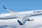 Air Astana, 추계 및 동계 운항 계획 발표