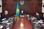 카자흐스탄, 코로나19 제한조치 강화... 송년,신년파티 금지