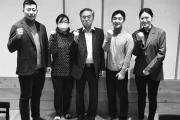 김흥수 총영사, 차세대 고려인 초청 오찬
