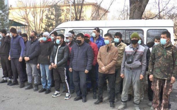 카자흐스탄, 13만 3천명의 불법 체류자의 자발적 출국 조치