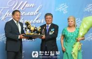 [인터뷰 : 신 브로니슬라브 알마티고려민족중앙회장]