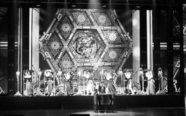 카자흐 한류팬, '공화국궁전' 가득... 전통공연에도 열광